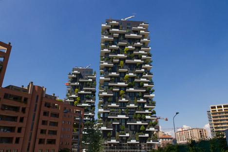 Il bosco verticale a milano gallery meteo web