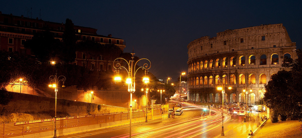 best place to propose in rome