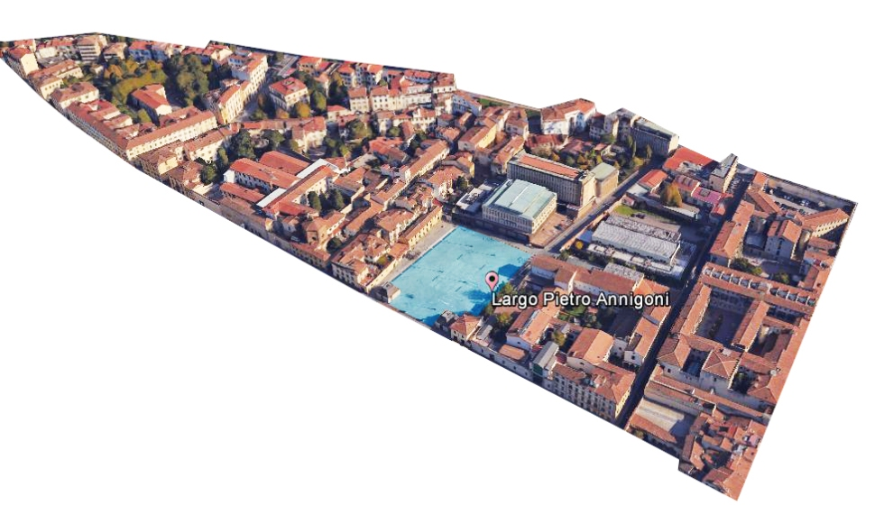 area progetto